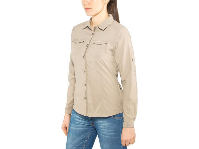 Craghoppers NosiLife Adventure II T-shirt à manches longues Femme, mushroom